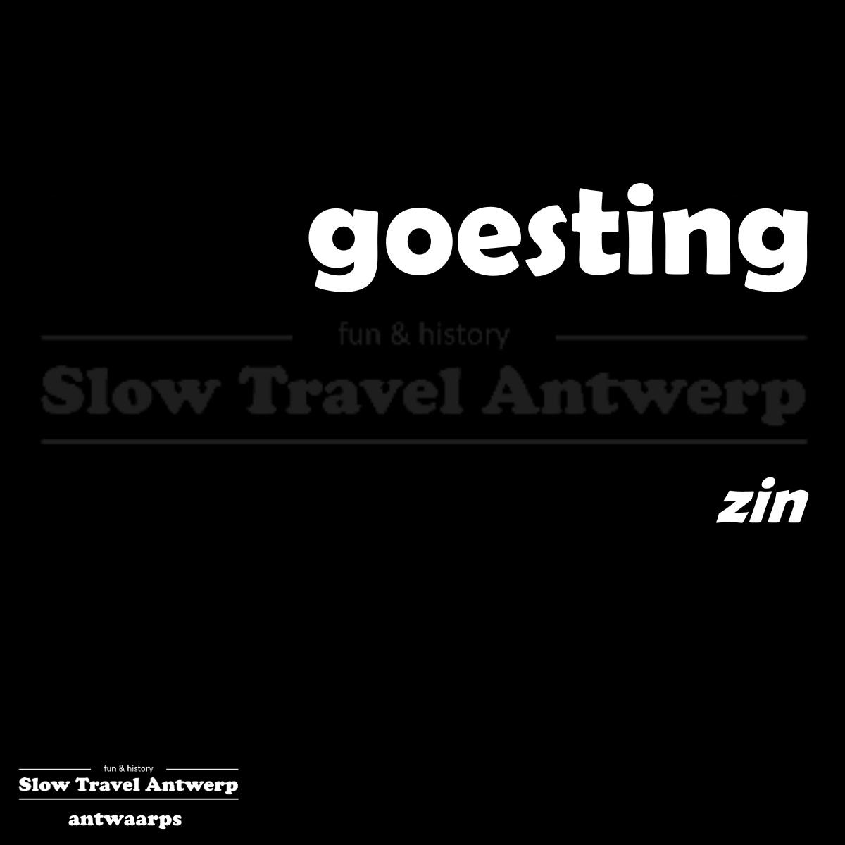 goesting – zin – craving