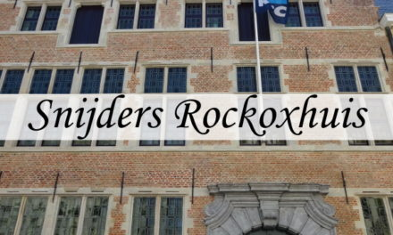 Snijders & Rockox Huis – art, music and plants
