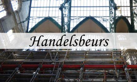 Van economisch hart tot hotel – de Handelsbeurs in Antwerpen