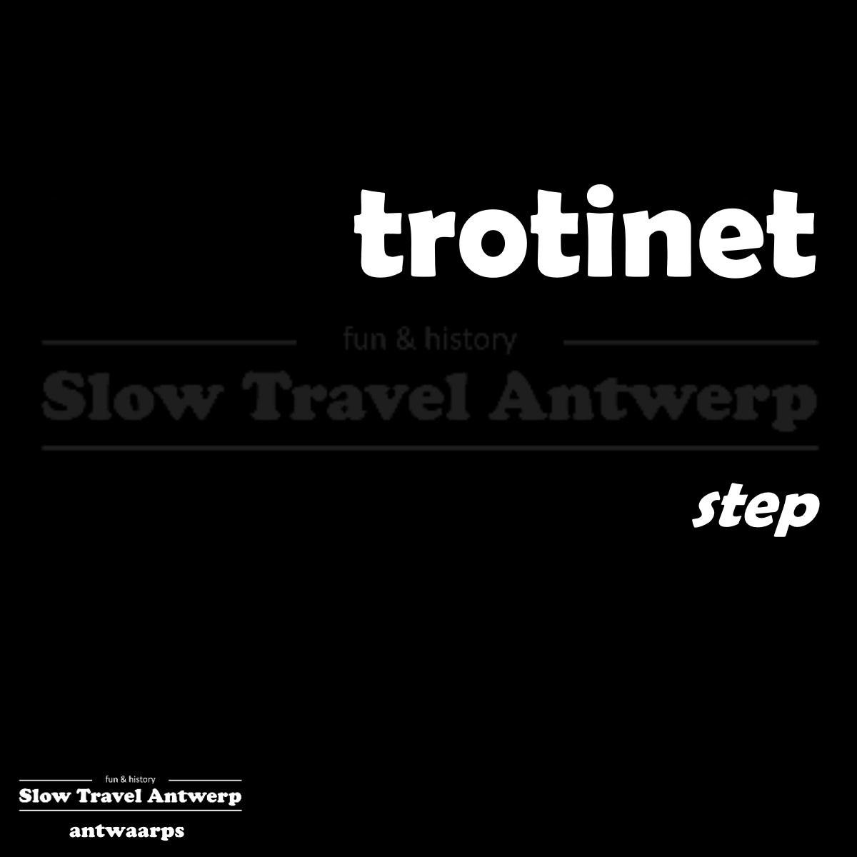 trotinet – step