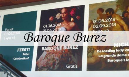 Baroque Burez in de wandelboulevard van het MAS