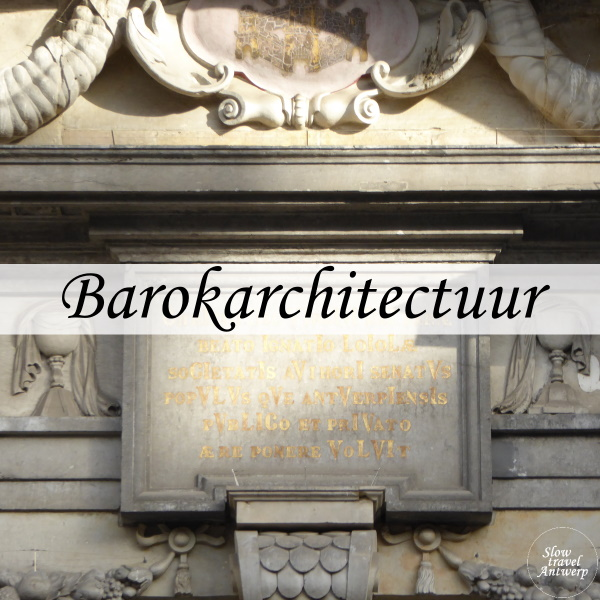 Barokarchitectuur Antwerpen - titel
