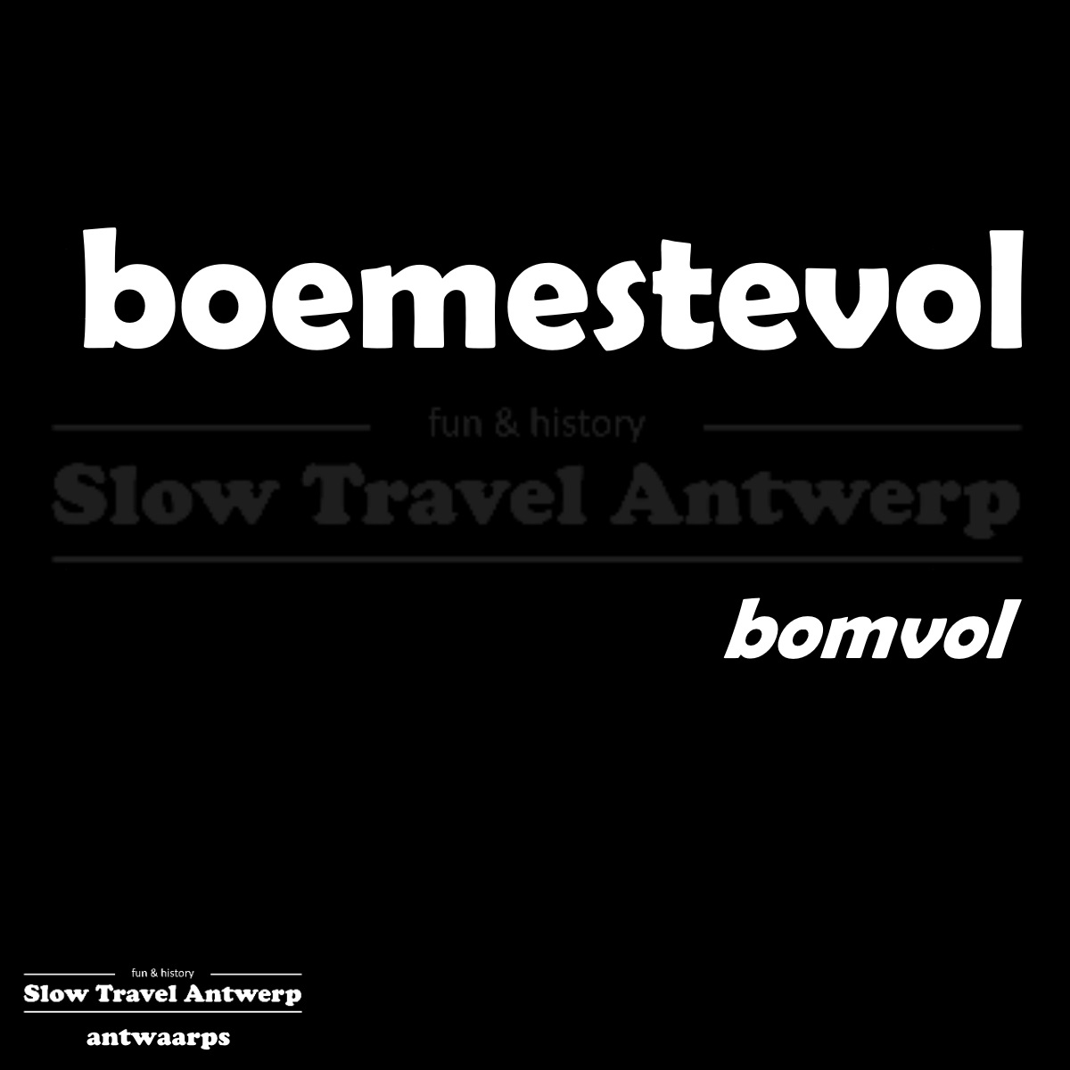 boemestevol – bomvol – fully filled