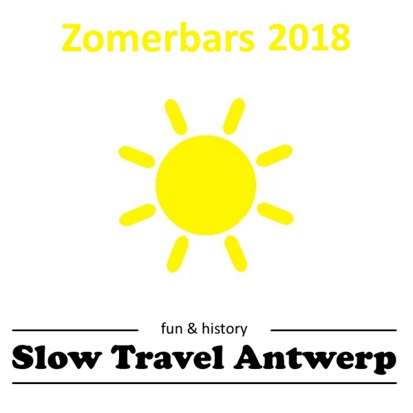 Zomerbars Antwerpen 2018