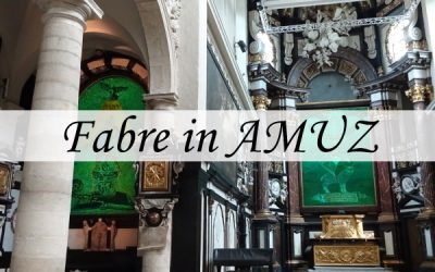 Rubens also inspires Jan Fabre at the AMUZ