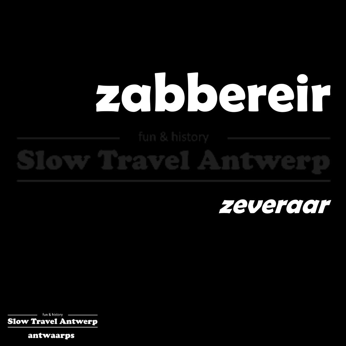 zabbereir – zeveraar – sorehead