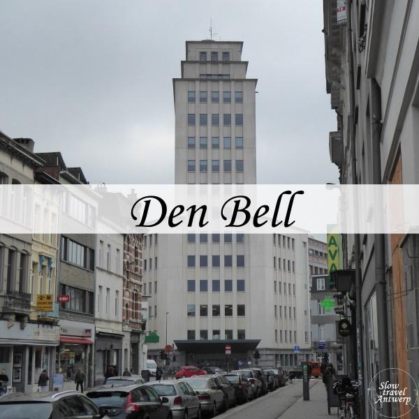 Den Bell Antwerpen - titel
