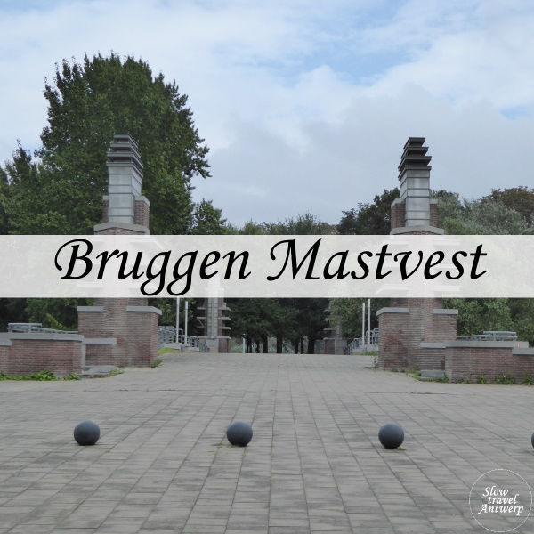 Bruggen Mastvest Antwerpen - titel