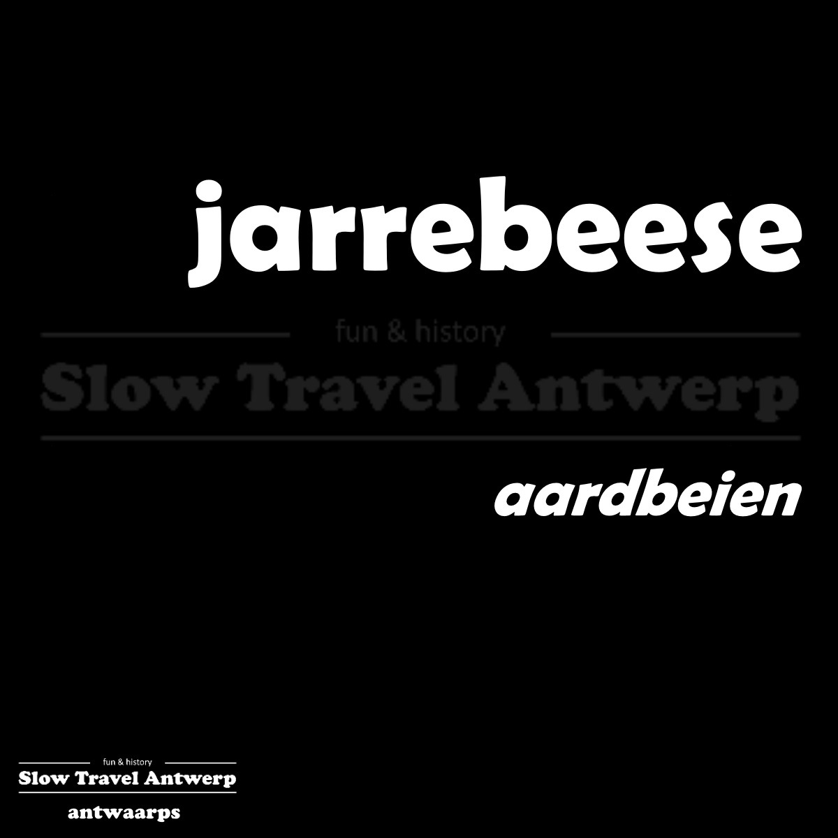 jarrebeese – aardbeien – strawberries