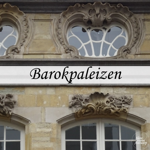 Barokpaleizen - wandeling langs architectuur van architect Van Baurscheit