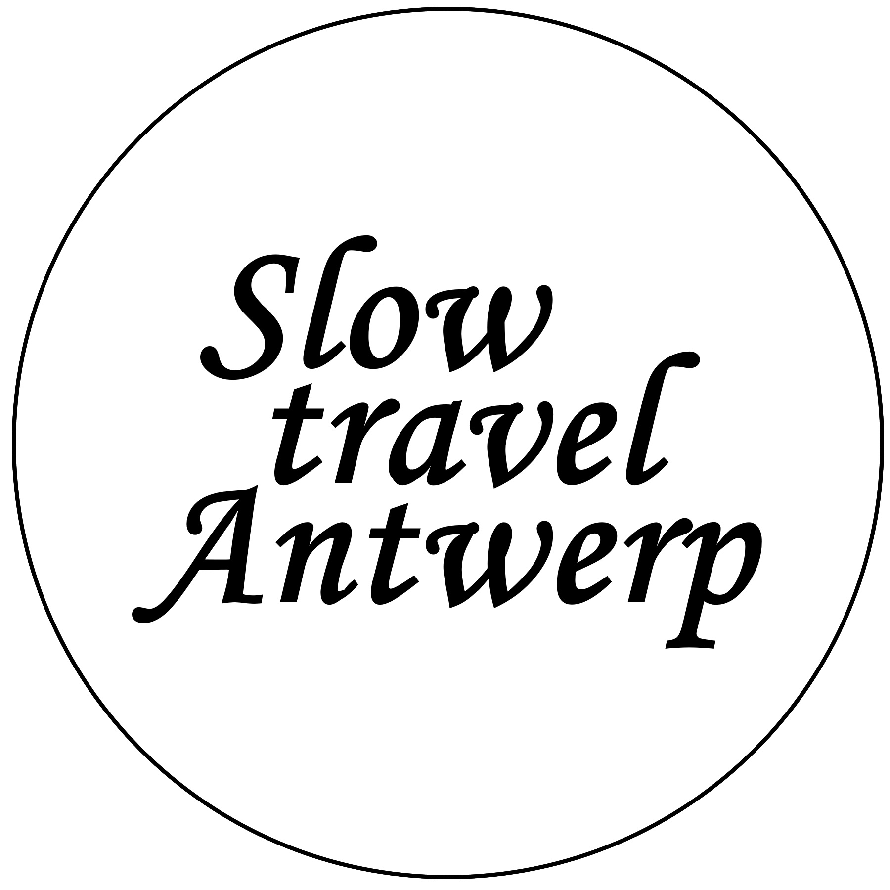 Slow Travel Antwerp