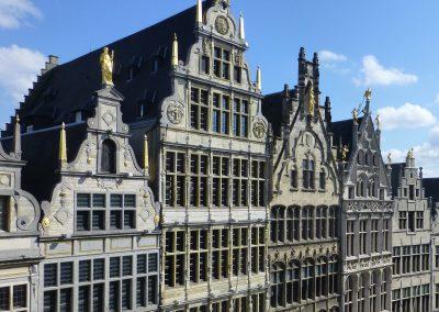 Antwerpen met een local - titel