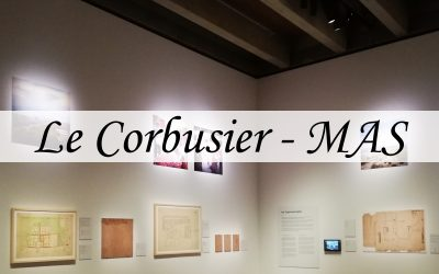 Le Corbusier. Linkeroever – Chandigarh – expo in the MAS