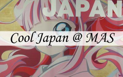 Cool Japan – tentoonstelling in het MAS
