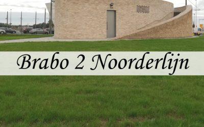 Project Brabo 2 Noorderlijn – Straatsburgbridge