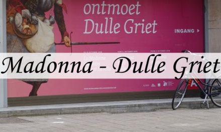 Madonna ontmoet Dulle Griet – tentoonstelling in het Museum Mayer Van den Bergh