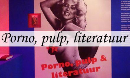Tentoonstelling 'Porno, pulp en literatuur' in de Erfgoedbibliotheek