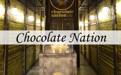 Chocolate nation – een chocoladeparadijs in Antwerpen