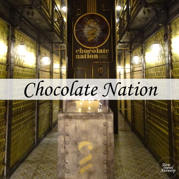 Chocolate Nation Antwerpen - blogpost