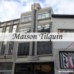 Maison Tilquin – an Art Deco pearl on the Meir