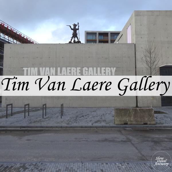 Tim Van Laere Gallery Antwerpen - titel