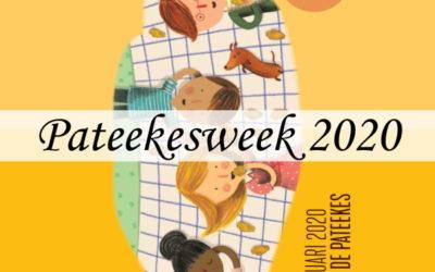 Pateekesweek – Pateekes en Antwerpse Handjes in 2020