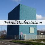 Petroleumblauwe cabine Petrol Antwerpen