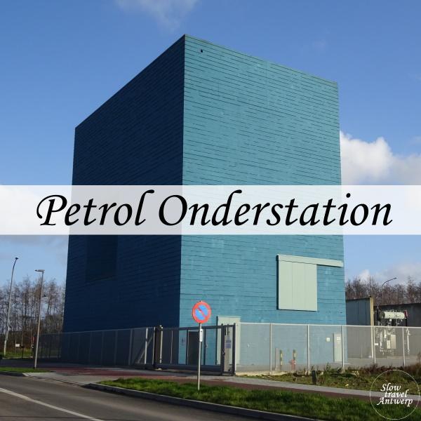 Onderstation Petrol Antwerpen - titel