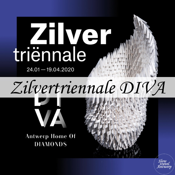 Zilvertriennale DIVA Antwerpen - titel
