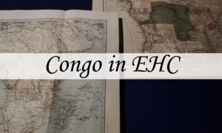 Congo at the Heritage Library