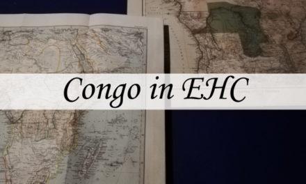 Congo in de Erfgoedbibliotheek