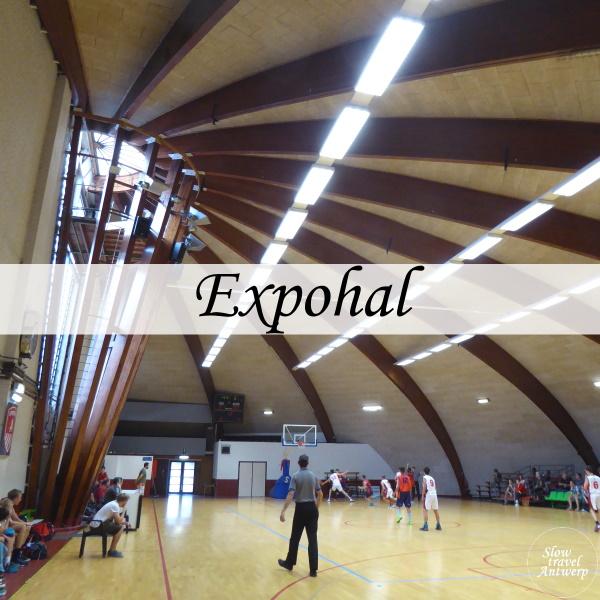 Expohal Deurne - titel