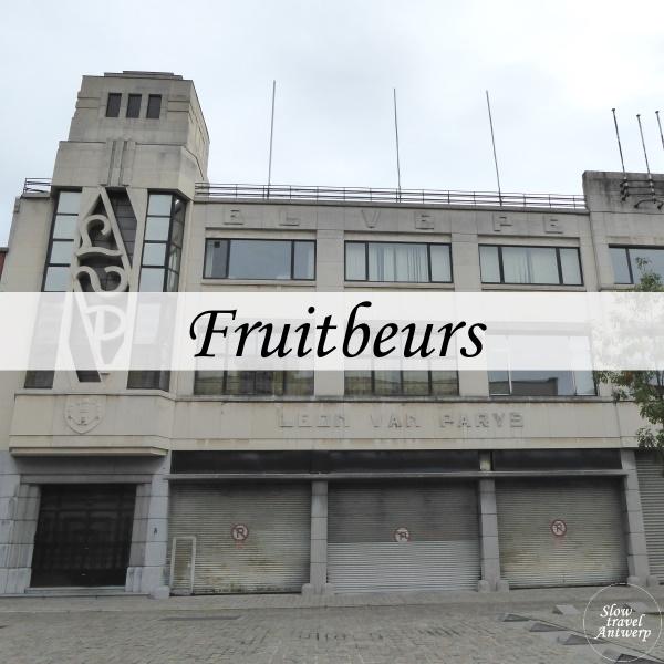 Belgische Fruitsbeurs Antwerpen - titel