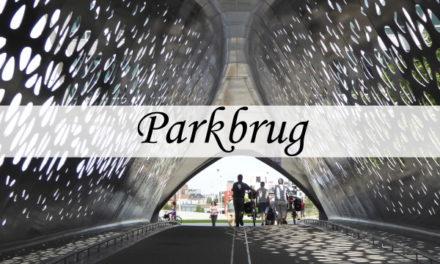 Parkbrug – poort van Antwerpen