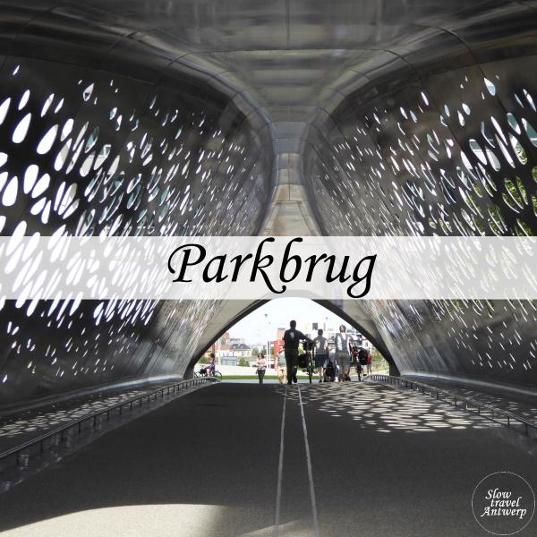 Parkbrug Antwerpen - titel