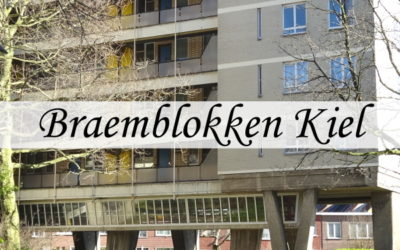 Kiel residential project designed by Renaat Braem