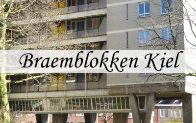 Braemblokken of de wooneenheid Kiel ontworpen door Renaat Braem