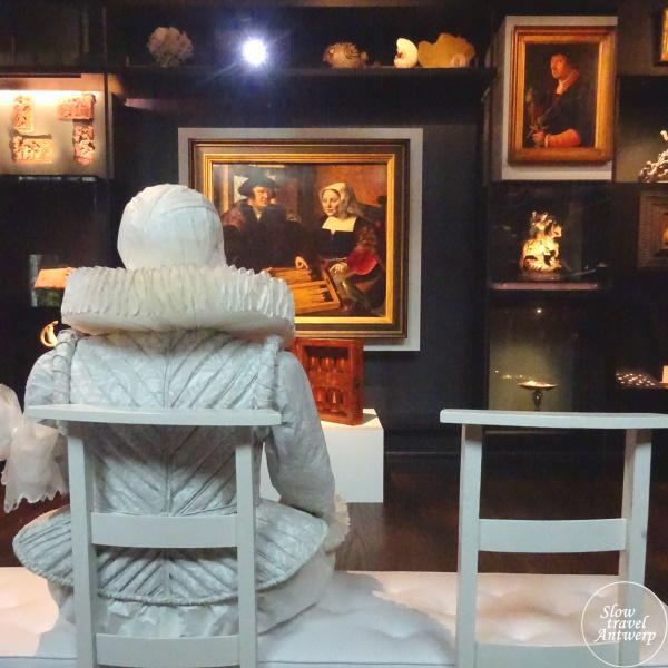 Blind Date - tentoonstelling Snijders & Rockoxhuis - scenografie door Walter Van Beirendonck