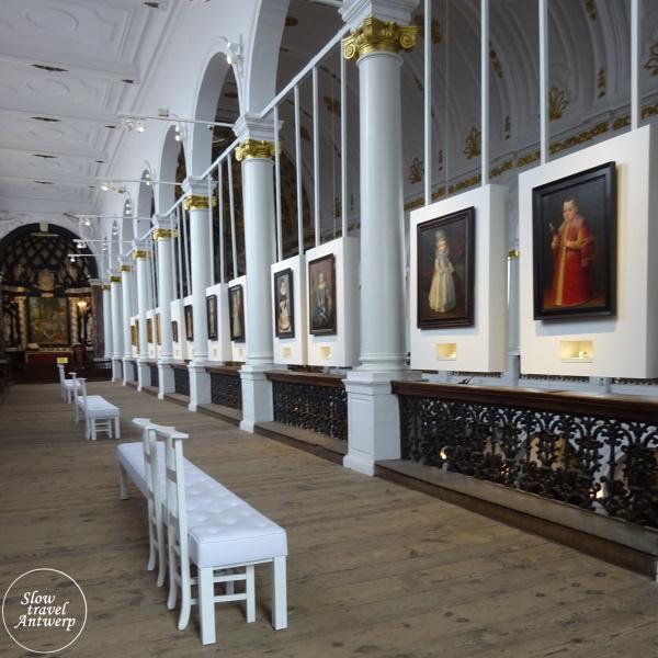 Blind Date - tentoonstelling Snijders & Rockoxhuis - Sint-Carolus Borromeuskerk