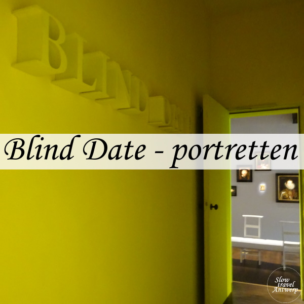 Blind Date - tentoonstelling Snijders & Rockoxhuis - titel