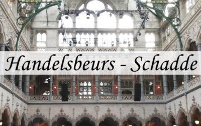 De Handelsbeurs te Antwerpen van architect Schadde