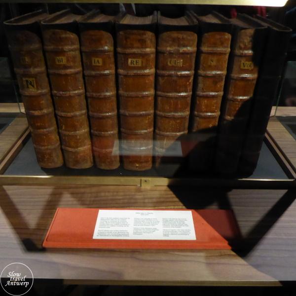 Museum Plantin-Moretus Antwerpen - Biblia Polyglotta