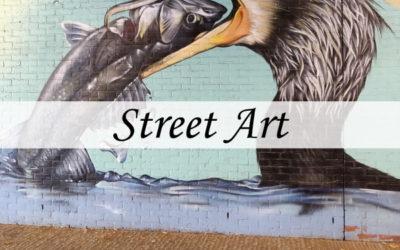 Mijn favoriete street art in Antwerpen