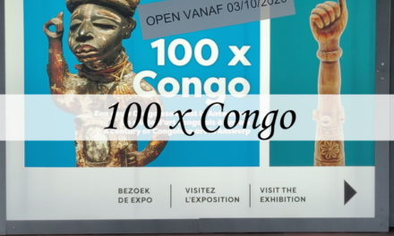 100 x Congo in MAS – Congolese art in Antwerp