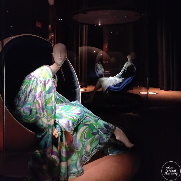 The Jeweller's Art. Revolutionaire juwelen uit de jaren 1960 & 1970 - DIVA Antwerpen - tweede zaal kleding en design