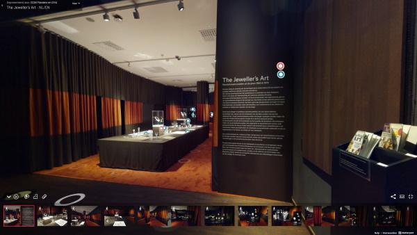 The Jeweller's Art. Revolutionaire juwelen uit de jaren 1960 & 1970 - DIVA Antwerpen - digitaal bezoeken