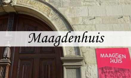 Maagdenhuis – museum in a former orphanage