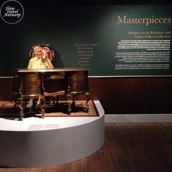 Masterpieces in Miniature - DIVA Antwerpen - Arthur Gilbert