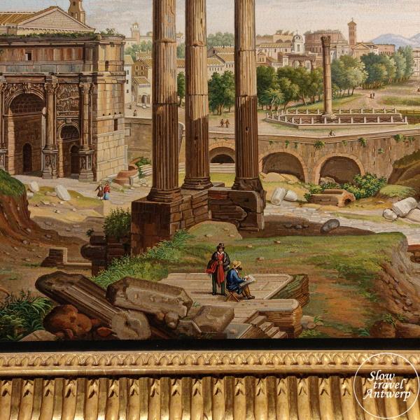 Masterpieces in Miniature - DIVA Antwerpen - Italiaanse micromozaïek