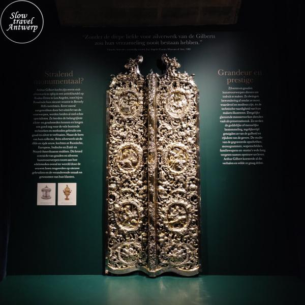 Masterpieces in Miniature - DIVA Antwerpen - zilveren poort